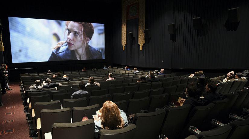 New York, kiná, otvorenie