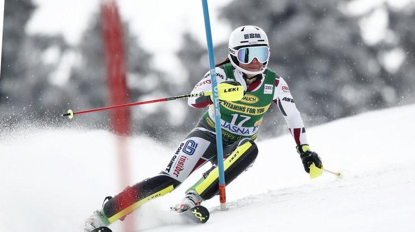 Slovakia Alpine Skiing World Cup Dubovská