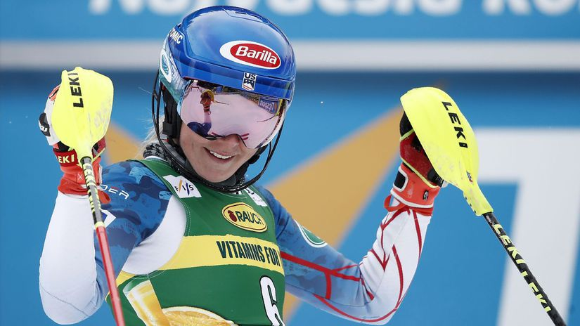 Slovakia Alpine Skiing World Cup shiffrin