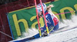 SR Slovensko Lyžovanie SP obrovský slalom Bassino