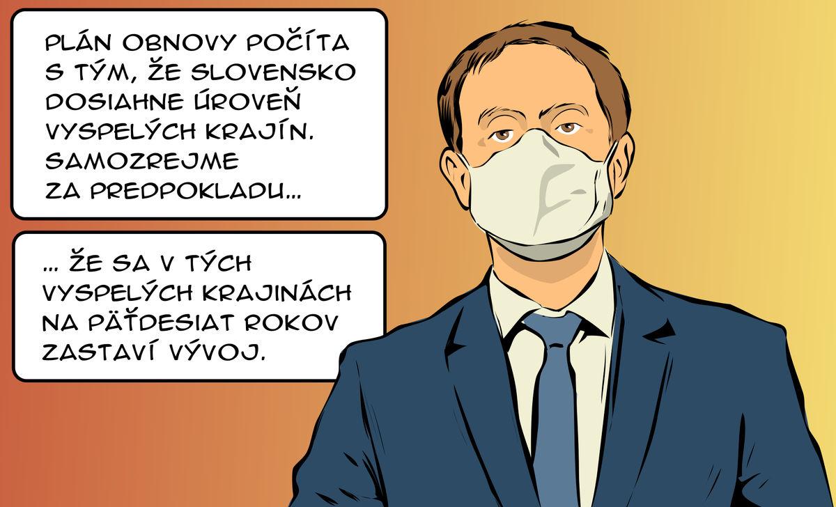 Karikatúra 09.03.2021