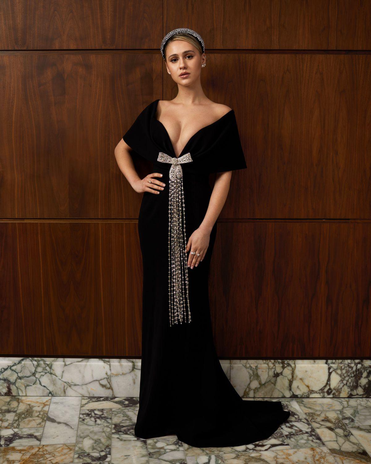 Maria Bakalova PRADA 26th Critics  Choice...