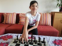 Agáta Berková, šach, Rómovia,