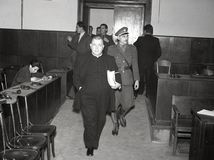 Jozef Tiso, súd, trest smrti