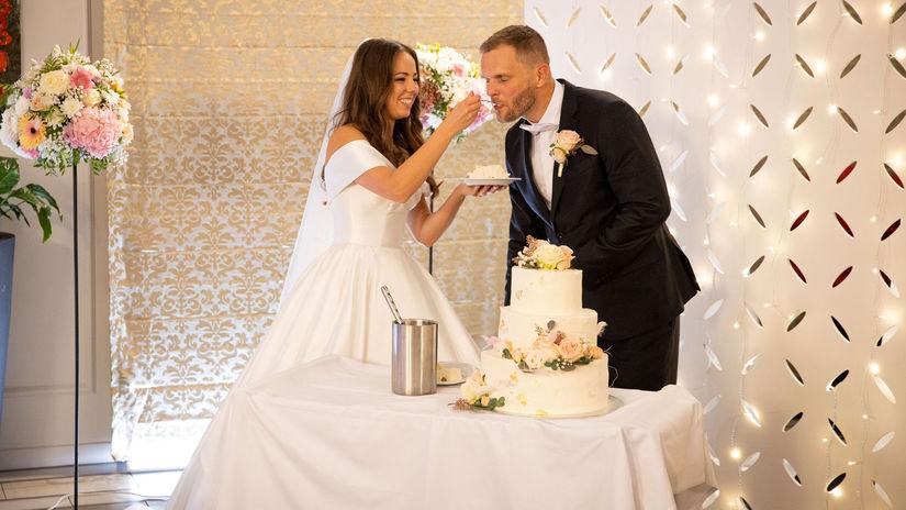 svadba na prvý pohľad,
