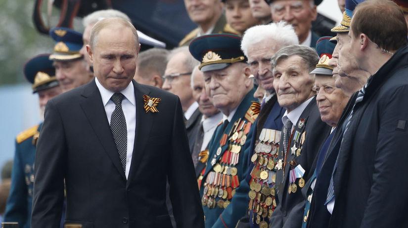 Veteráni / Veterán / Putin /