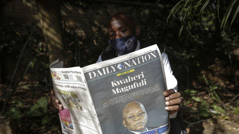 Tanzania Presidents Death
