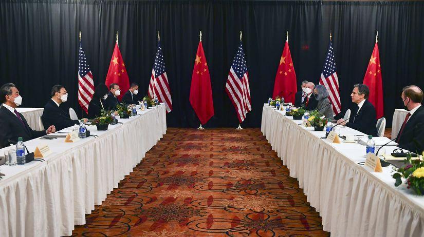 US China