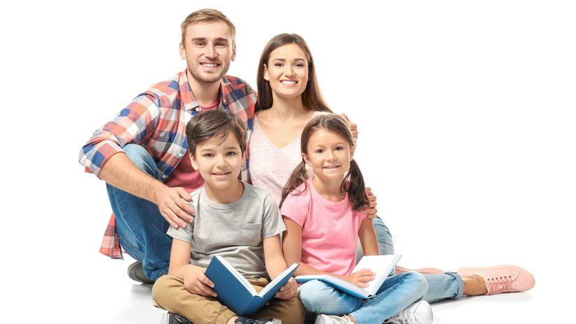 rodina, radosť