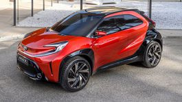 Toyota Aygo X Prologue Concept - 2021