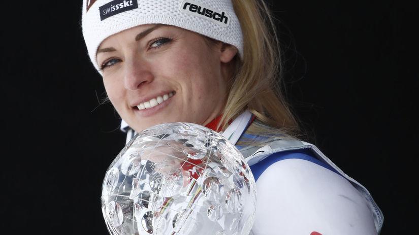 Switzerland Alpine Skiing World Cup Gutová