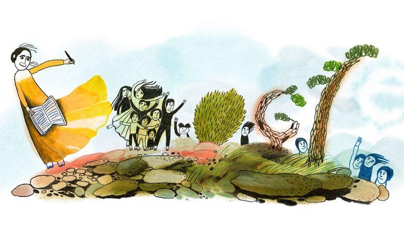 Doodle Elena Lackova