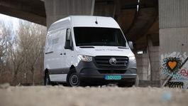 Mercedes e-Sprinter (2021)