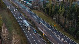 Scania - autonómne nákladné autá