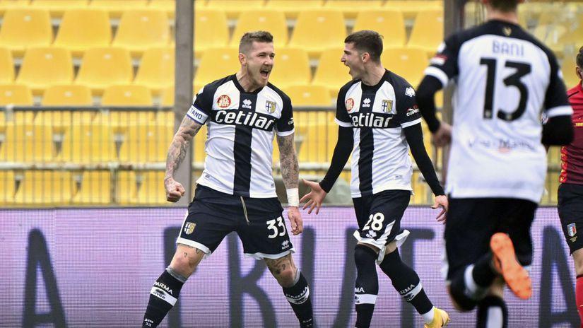 Taliansko futbal Serie A 23. kolo Kucka