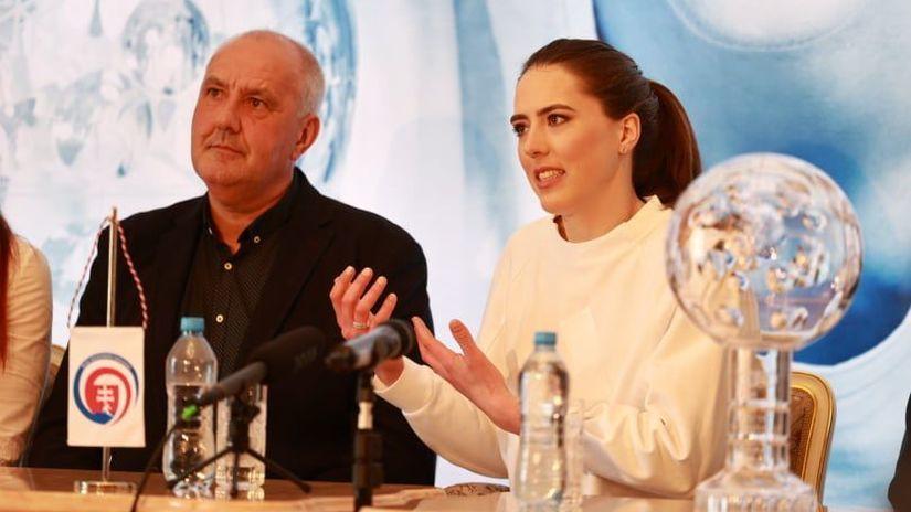 Petra Vlhová, Igor Vlha