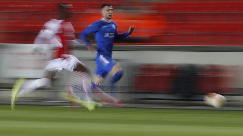 Rangers, Slavia