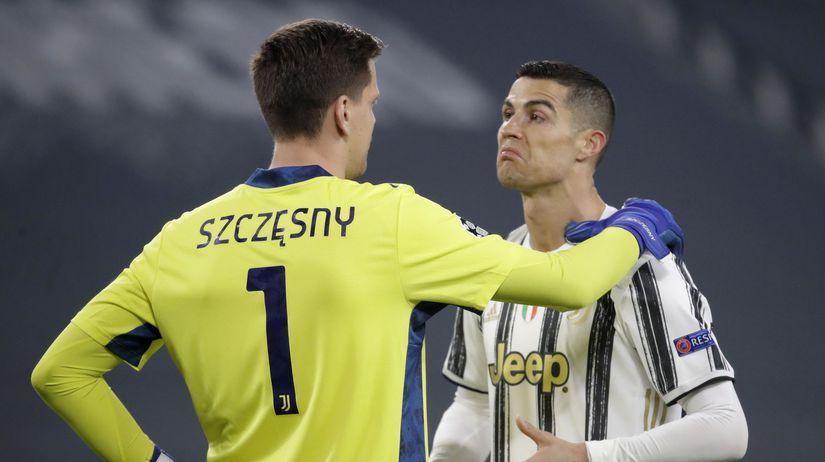 Cristiano Ronaldo, Wojciech Szczesny
