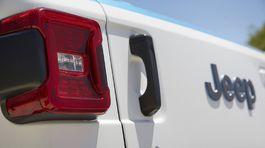 Jeep Wrangler Magneto Concept - 2021