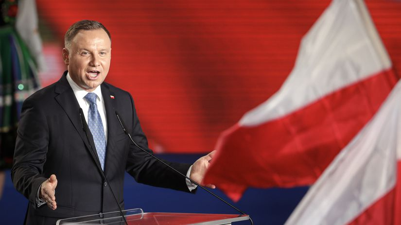 Poľsko Prezident Duda Spisovateľ Urážka Väzenie