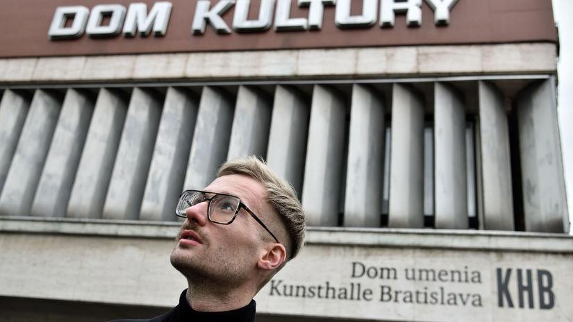 Jen Kratochvíl Kunsthalle Bratislava