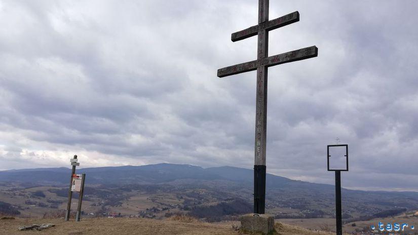 turizmus Mních vrch výstup Korytárky