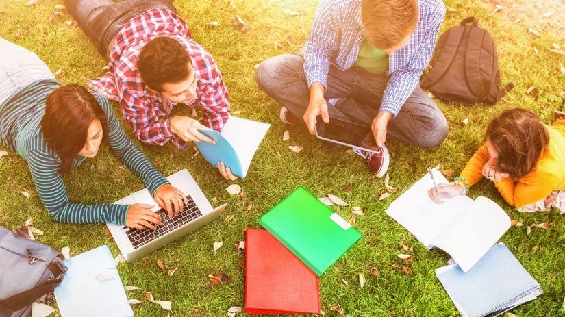 žiaci, študenti, písanie, štúdium, učenie,...
