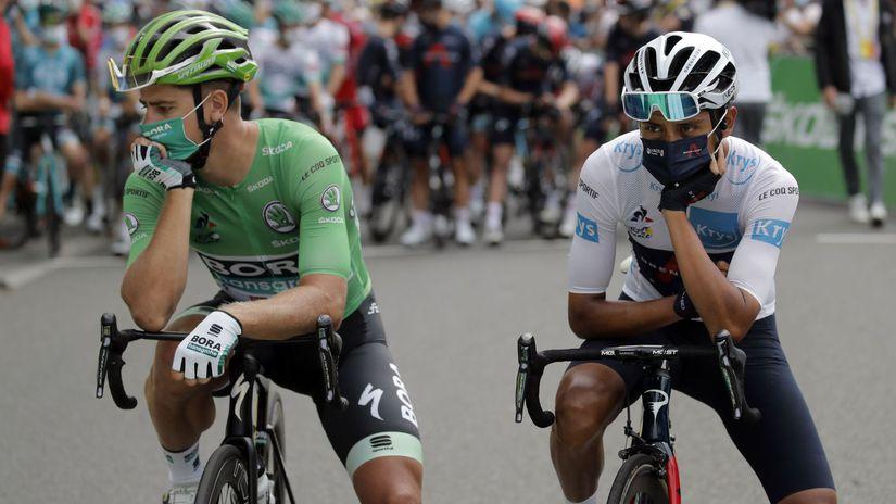 France Cycling Tour de France Sagan Bernal