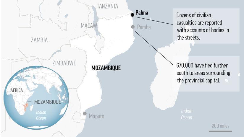 mozambik palma IS
