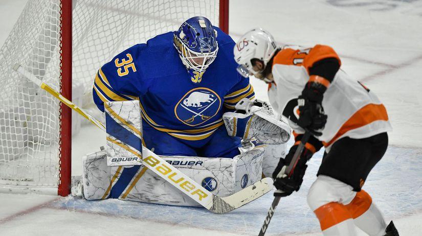 Flyers Sabres Hockey NHL