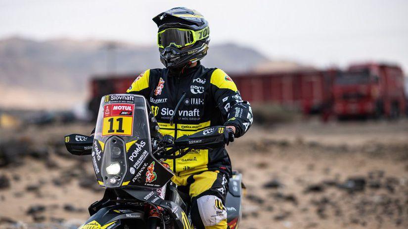 Dakar 7 Svitko, PR článok, reklama, nepoužívať