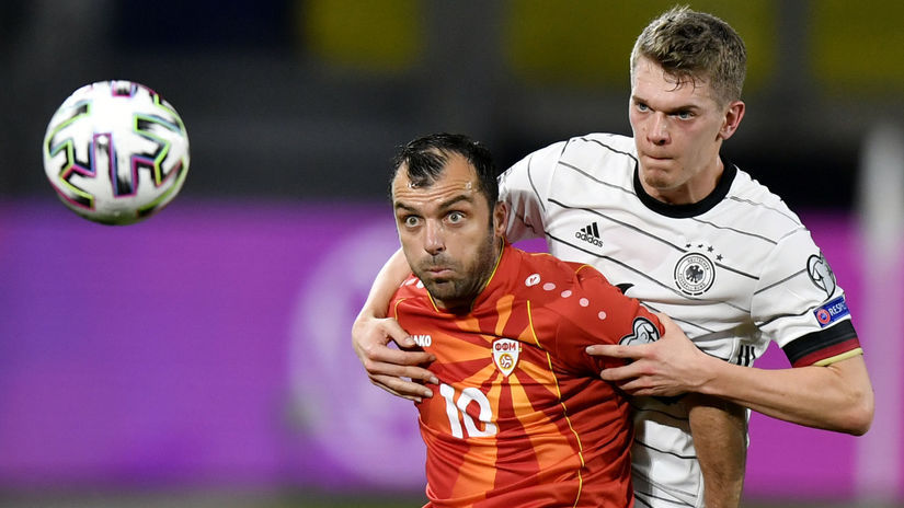 Germany North Macedonia WCup 2022 Soccer