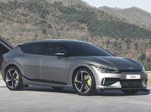 Kia EV6 GT - 2021