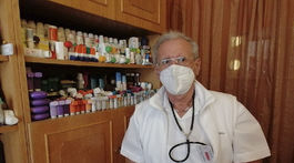 MUDr. Štefan Reinhardt, pľúcny lekár, inhalačné lieky