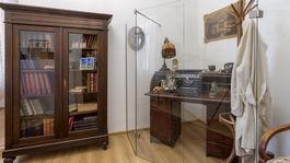 Sanatórium Dr. Guhra, história, Pamätná izba