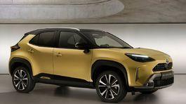 Toyota Yaris Cross - 2021