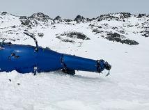 USA, Petr Kellner, Aljaška vrtuľník, havária