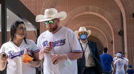 bejzbal, Texas, koronavírus