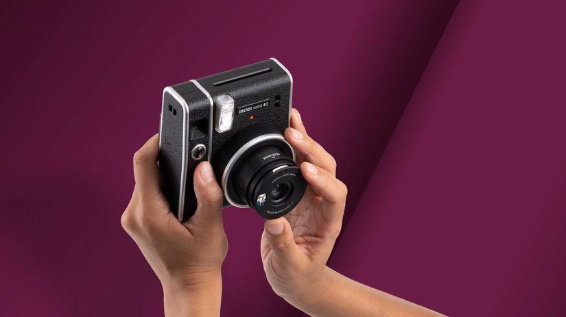 instax mini 40, instax, polaroid