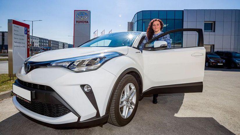 Toyota 3, PR článok, reklama, nepoužívať