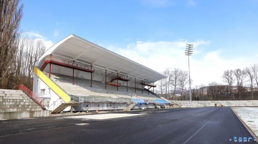 SR Dukla Banská Bystrica VŠC tréningový štadión...