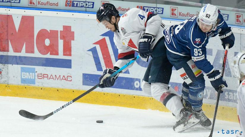 SR Hokej TEL 37.kolo Nitra Slovan NRX Ališauskas