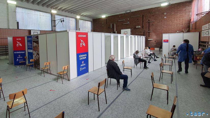 SR Rimavská Sobota BBSK očkovacie centrum BBX