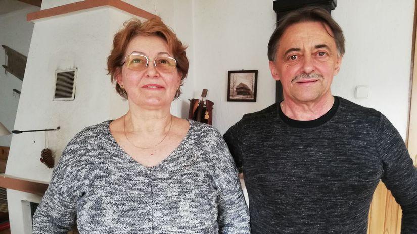 Blažena Paučulová, Marian Čupka