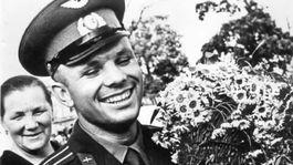 Jurij Gagarin, mama, syn