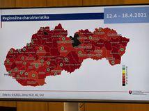 Počet hospitalizácií klesol o vyše 150, pribudlo 76 úmrtí