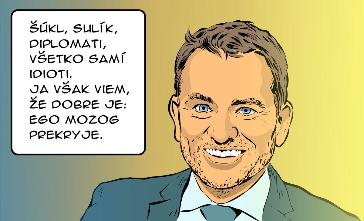 Karikatúra 13.04.2021