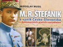 vikend kniha m.R.Stefanik