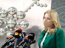 Čaputová skritizovala Matoviča a chce vidieť zmluvu k Sputniku