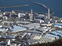 Japonská jadrová elektráreň Fukušima